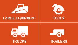 Home Depot Rental Categories