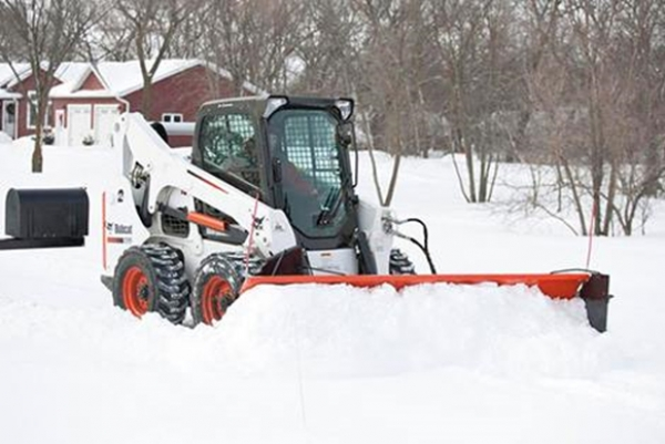 Don't Get Stuck in the Snow Without a Bobcat | English Content