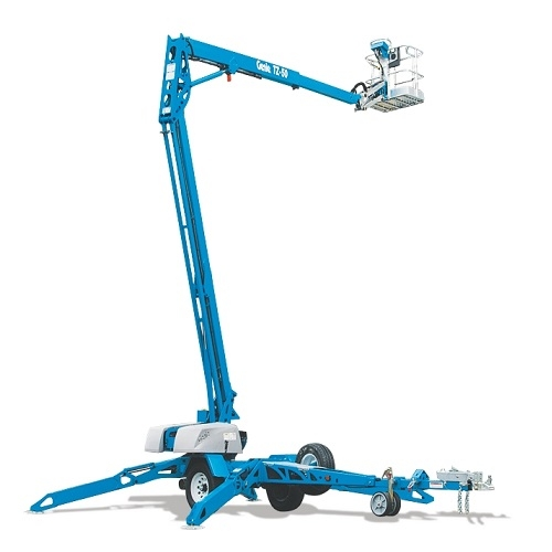 50 ft Towable Boom Lift