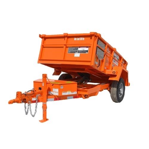 Dump Trailer Rental Compact Power Equipment Rental