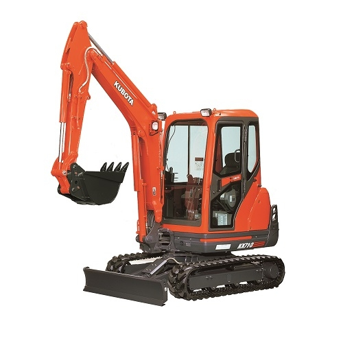 Mini-Excavator Rental | The Home Depot Rental | English Content