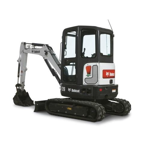 2 5 - 3 Ton Mini Excavator| Mini Excavator | Compact Power Equipment