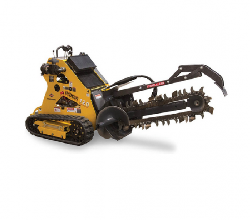 "36"" Trencher"