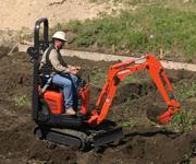 Trencher Mini Excavator