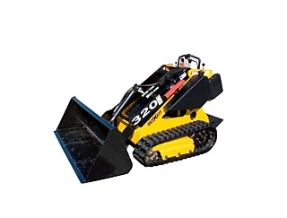 Mini Skid Steer, Bucket