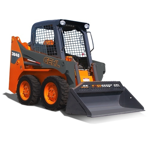 Skid Steer Wheeled, ROC 1000-1200