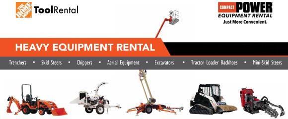 Home Depot Rental Equipment List Design 2017