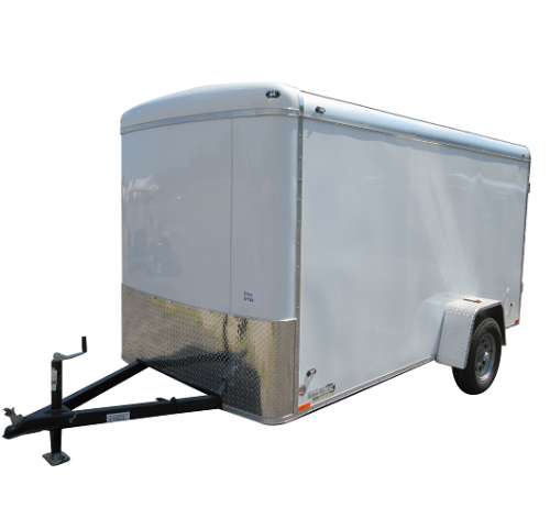6 X 10 Enclosed Utility Trailers Product