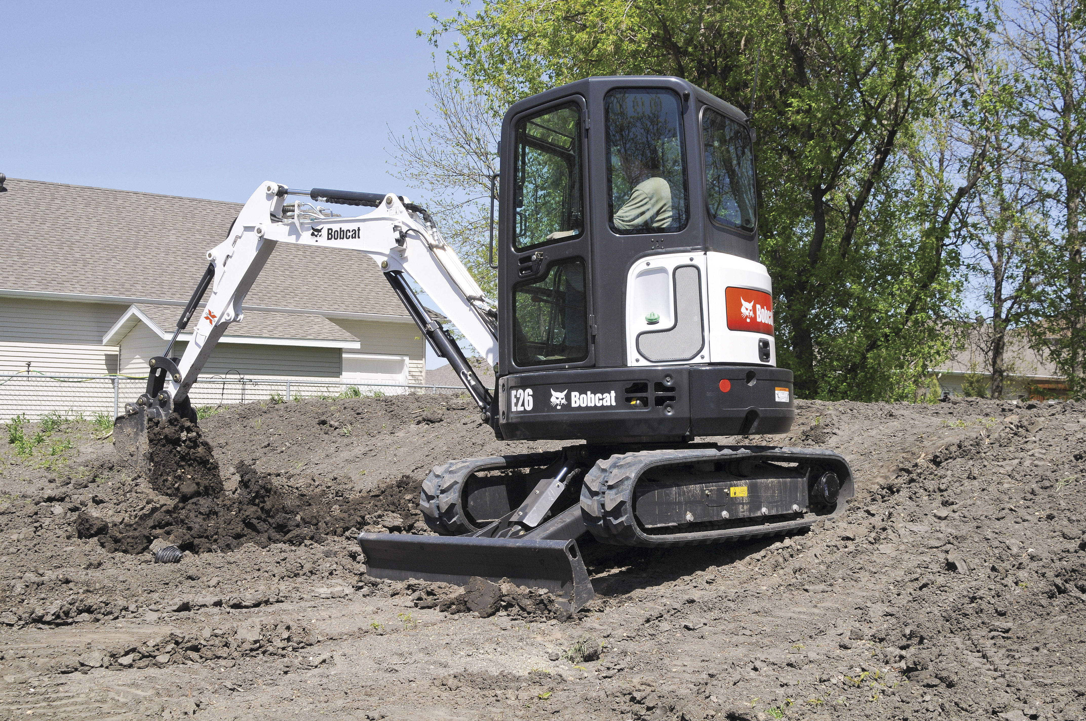 3 Jobs You Didn't Know You Could Do with Your Compact Excavator