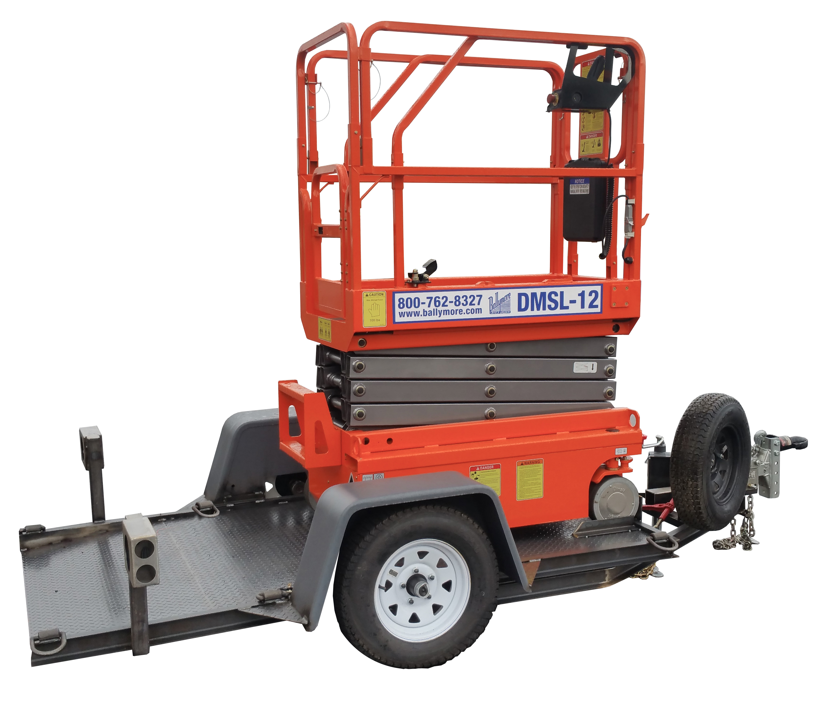 Aerial Lift Rental Compact Power Equipment Rental