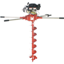 Auger-Gas, 2-Man HH Product