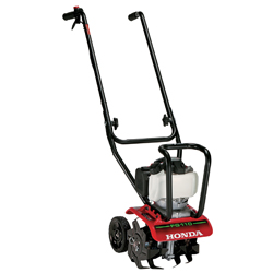 Rototiller-HH Mini, Gas