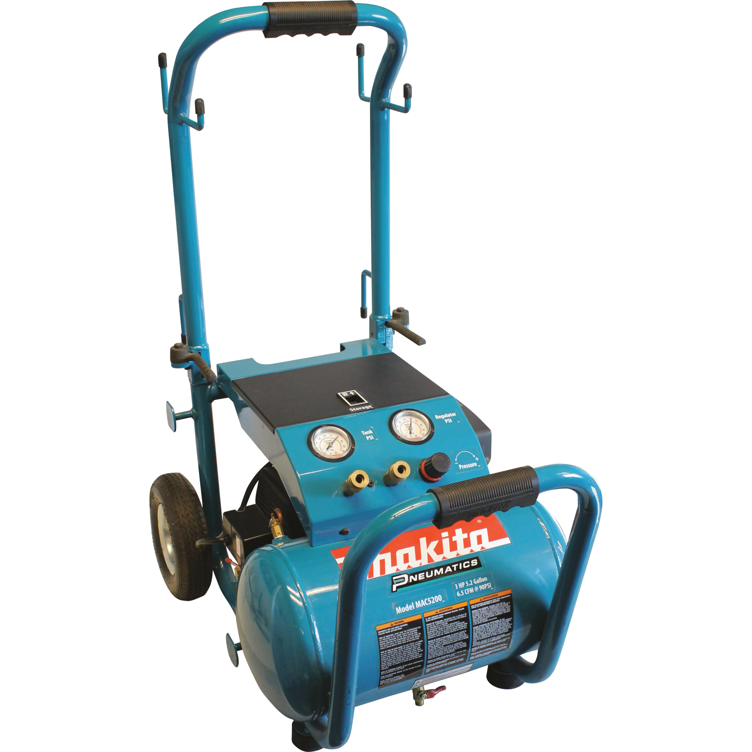 Air Compressor-Elect 5.2Gal Product