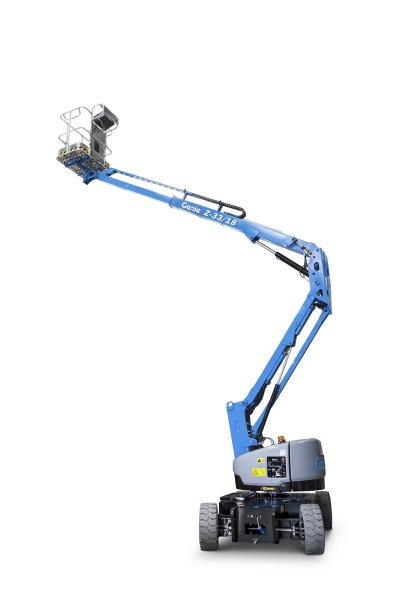 30-33 ft Articulating Boom Lift - DC Powered | Aerial