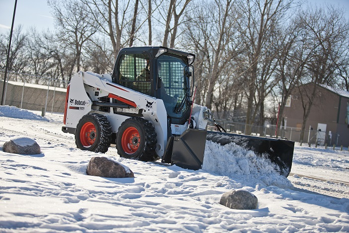 Winter Jobsite Safety with Compact Power