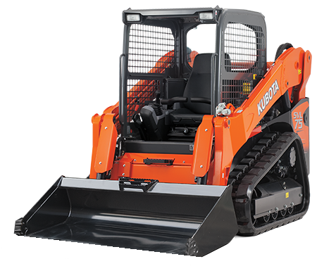 Skid Steer Tracked, ROC 1950-2500 lb