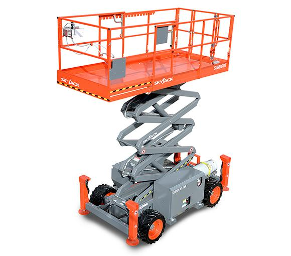 32 ft Rough Terrain Scissor Lift - 4WD Product