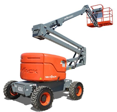 45-50 ft Articulating Boom Lift - 4WD Engine Powered