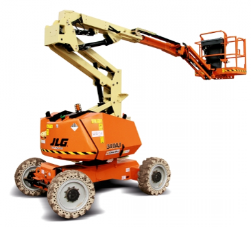 34 ft Articulating Boom Lift - 4WD Engine Powered Product