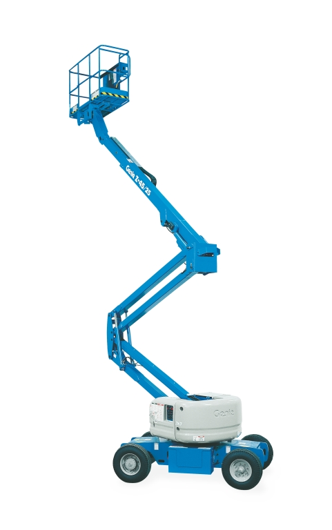 45 ft Articulating Boom Lift - DC Powered