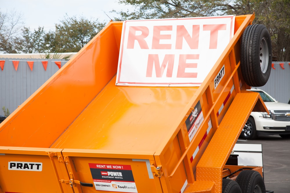 Construction Equipment Rental DIY Rental Equipment