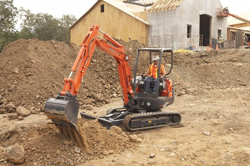 Demolition Job? We Have Large Equipment for That