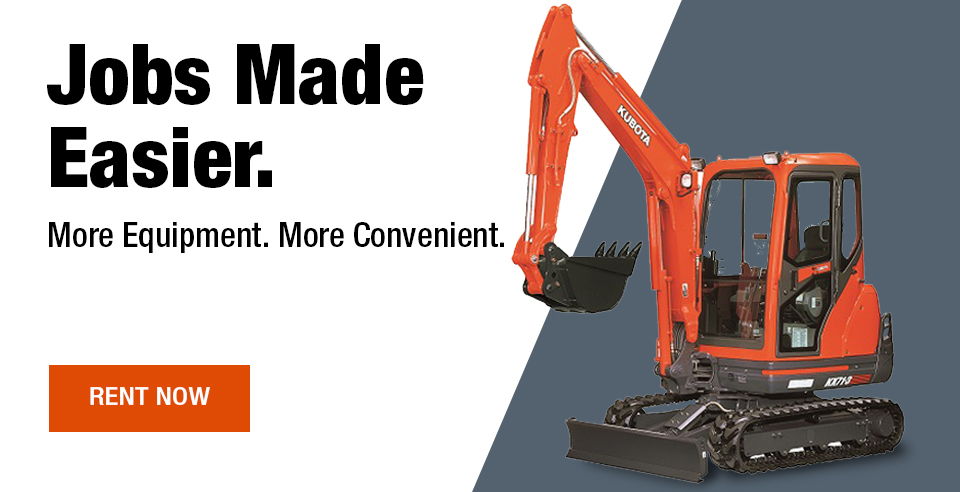 Equipment Rental Heavy Rental Equipment The Home Depot Rental