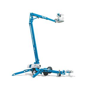 50 Ft Scissor Lift Aerial Equipment The Home Depot