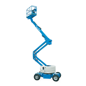 35 ft Boom Lift | Aerial Equipment | The Home Depot Rental
