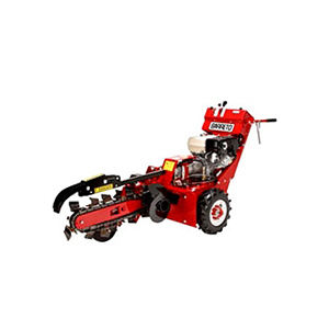 Trencher rental home depot