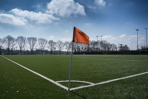 Maintain a Soccer Field with the Proper Equipment