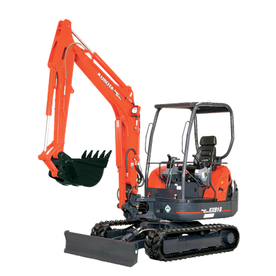 Large Equipment Rental | Rent Construction Equipment | The Home