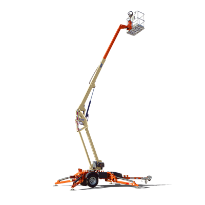 Aerial equipment rentals from The Home Depot.
