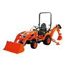 Tractor Loader Backhoe rental from The Home Depot.