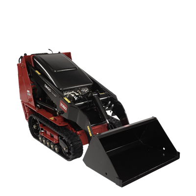 Mini Skid Steer construction equipment rental from The Home Depot.