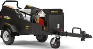 Towable Hot Pressure Washer